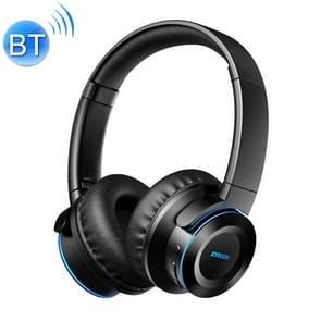 JOYROOM JR-H16 Bluetooth 5 0 Fashion Design Bluetooth hoofdtelefoon met ademhalings lamp (zwart)