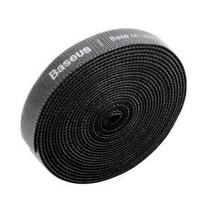 Baseus Multi-funtion Portable Circle Magic Sticker Bandage, Length : 3m(Black)