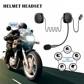 T2 Bluetooth V5.0 Helm headset 5V voor motorrijden met anti-interferentie microfoon