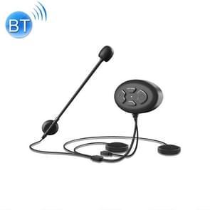 Dier DK12 800m Helm draadloze Bluetooth Headset 5.0 Waterdichte Dubbele Motorfiets Oproep Headset met Intercom Functie