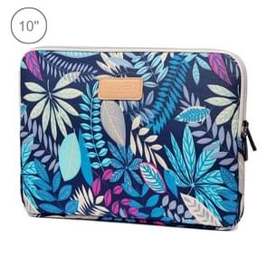 Lisen 10 inch Sleeve Case Ethnic Style Multi-color Zipper Briefcase Carrying Bag, For iPad Air 2, iPad Air, iPad 4, iPad New, Galaxy Tab A 10.1, Lenovo Yoga 10.1 inch, Microsoft Surface Pro 10.6,  10 inch and Below Laptops / Tablets(Blue)