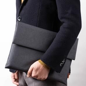 POFOKO A200 14 - 15.4 inch Laptop Waterproof Polyester Inner Package Bag (Black)