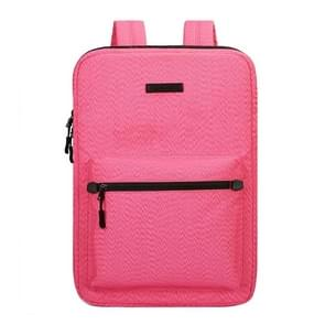 Cartinoe Polyester Waterproof Laptop Backpack for 14 inch Laptops (Pink)