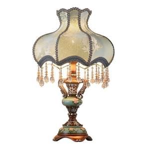 Europese stijl Retro slaapkamer Warm witte licht bed Lamp