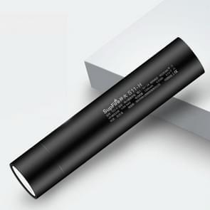 SupFire S11-H aluminiumlegering USB opladen UV Jade dedicated zaklamp (zwart)