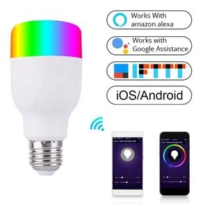 E27 RGB Dimming WIFI Smart LED Light Bulb (Colorful Light)