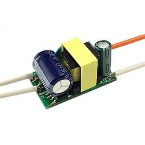 1-3 W LED-stuurprogrammaadapter geïsoleerde voeding AC 85-265V naar DC 3-12V