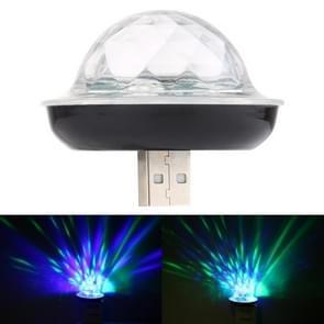 4W 5V Voice Control USB LED Laser Starlight Projectielamp