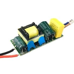 8-12 W LED-stuurprogrammaadapter geïsoleerde voeding AC 85-265V naar DC 24-46V