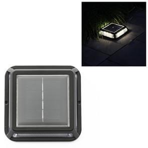 LED Hoeklamp Solar Powered embedded Ground lamp IP65 waterdichte outdoor tuin gazon lamp