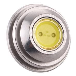3W 6500K 100LM G4 COB LED licht, lichte kleur: wit licht, DC 12V