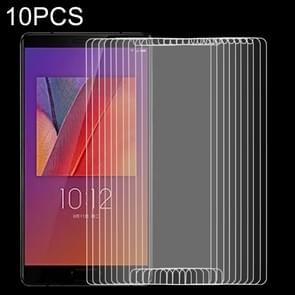 10 stuks 9H 2.5D getemperd glas Film voor Lenovo ZUK rand