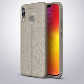 TPU Shockproof Case for Lenovo Z5 (Grey)