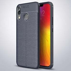 TPU Shockproof Case for Lenovo Z5 (Navy Blue)