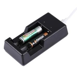 Universele USB 1.2V / 3  7V acculader