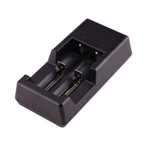 TOMO V6-2 USB Smart Battery Charger met indicatielampje voor 18650 / 18500 / 17650 / 16340 / 14500 / 10500 Li-ion accu / AA / AAA-batterij