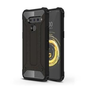 Magic Armor TPU + PC combinatie geval voor LG V50 ThinQ 5G (zwart)