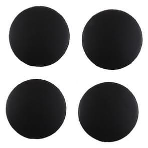 4 PCS Non-Slip Bottom Rubber Cooling Mat Pad Feet for Apple MacBook A1706 / A1707 / A1708