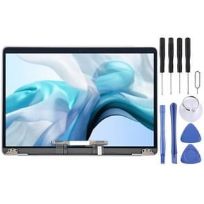 LCD-scherm en Digitizer Full Assembly voor Macbook Air Nieuwe Retina 13 inch A1932 (2018) MRE82 EMC 3184 (Zilver)