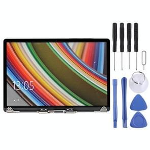 Volledig LCD-scherm voor MacBook Pro 15 4 inch A1990 (2018)(Zilver)