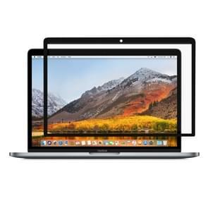 MacBook Air 13.3 inch (2018) 0.3mm 6H PET HD Schermprotector (zwart)