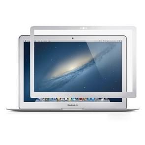 MacBook Air 11.6 inch (A1370 / A1465) 0.3mm 6H PET HD Schermprotector (zilverkleurig)