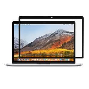 MacBook Pro 13.3 inch (A1278) 0.3mm 6H PET HD Schermprotector (zwart)