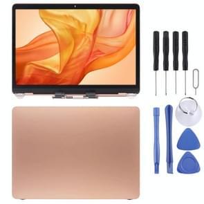 Origineel volledig LCD-scherm voor MacBook Air 13.3 A1932 (2019) (Goud)