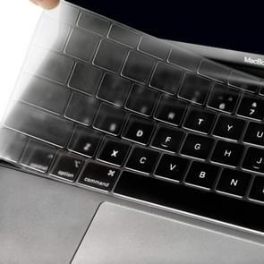 ENKAY TPU toetsenbord Protector cover voor MacBook Air 13 3 inch A1932 (2018)  EU versie