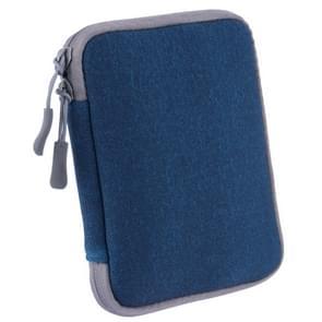MacBook / Lenovo / Asus / Acer / Dell of andere laptop universele Sleeve voor Notebook Power Adapter Oplader (blauw)