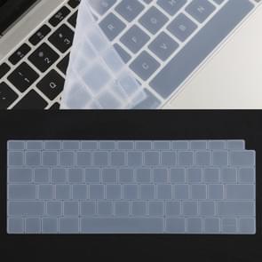 Keyboard Protector TPU Film voor MacBook Air 13 (A1932)(White)