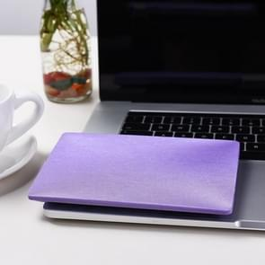 Trackpad elastische stofbestendige cover voor Apple Magic trackpad (paars)