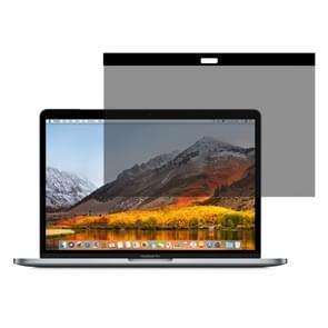MacBook Pro 15.4 inch met Touch Bar (A1707) anti-reflecterend magnetisch PET film Schermprotector