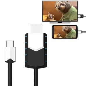 MiraScreen TC03 type-C naar HDMI HD 4K Converter adapter kabel