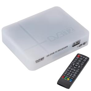 K2 MPEG4 H.264/H.265 HD DVB-T2 Digital Receiver Smart TV BOX with Remote Controller