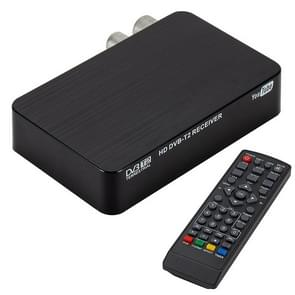 Mini K2 STB MPEG4 H.264 HD DVB-T2 Digital Receiver Smart TV BOX with Remote Controller