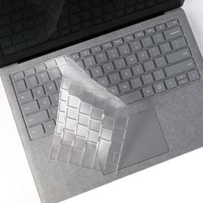 Laptop TPU Waterproof Dustproof Transparent Keyboard Protective Film for Microsoft Surface Go 10 inch