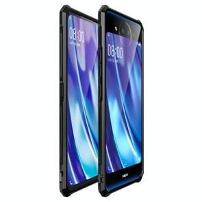 Snap-on Aluminum Frame Case for VIVO NEX 2(Black)