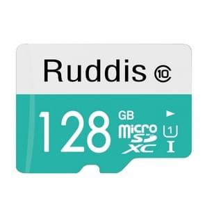 Ruddis 128GB High Speed Class 10 TF/Micro SDXC UHS-1(U1) Memory Card