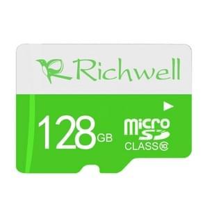 Richwell 128GB High Speed Class 10 Micro SD(TF) Memory Card