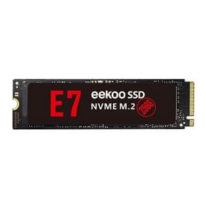 eekoo E7 NVME M. 2 256GB PCI-E-interface Solid State-schijf voor desktops/laptops