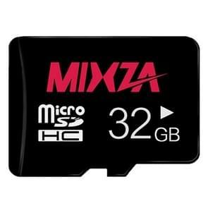 MIXZA 32GB High Speed Class10 Black TF(Micro SD) Memory Card