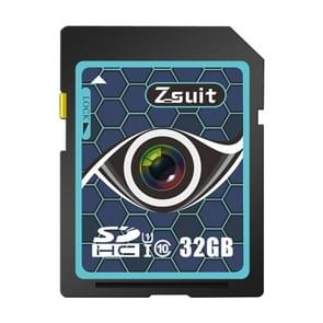Zsuit Honeycomb Series 32GB Camera Lens Pattern SD Memory Card for Driving Recorder / Camera and Other Support SD Card Devices