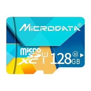 MICROGEGEVENS 128GB U1 kleur blok TF(Micro SD) geheugenkaart