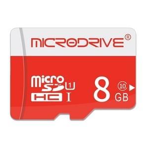 Microdrive 8GB High Speed Class 10 Micro SD(TF) Memory Card