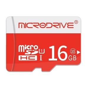 Microdrive 16GB High Speed Class 10 Micro SD(TF) Memory Card