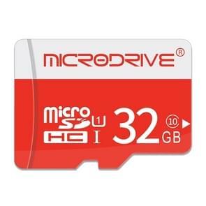 Microdrive 32GB High Speed Class 10 Micro SD(TF) Memory Card