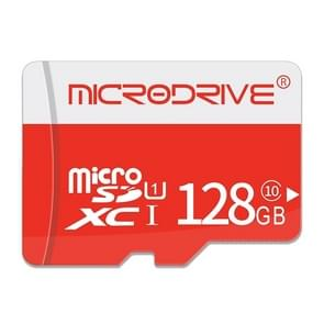 Microdrive128GB Class 10  High Speed Class 10 Micro SD(TF) Memory Card