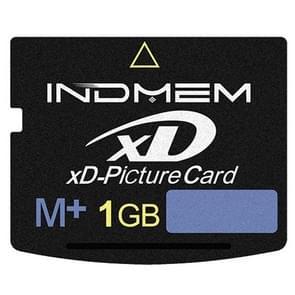 INDMEM 1GB M+ XD-Picture Card for Olympus Fuji Old Digital Camera