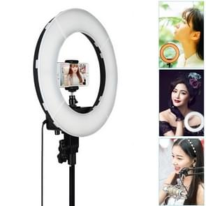18 Inch Anchor Photography Self-timer LED Ring Fill-in Light Without Stand